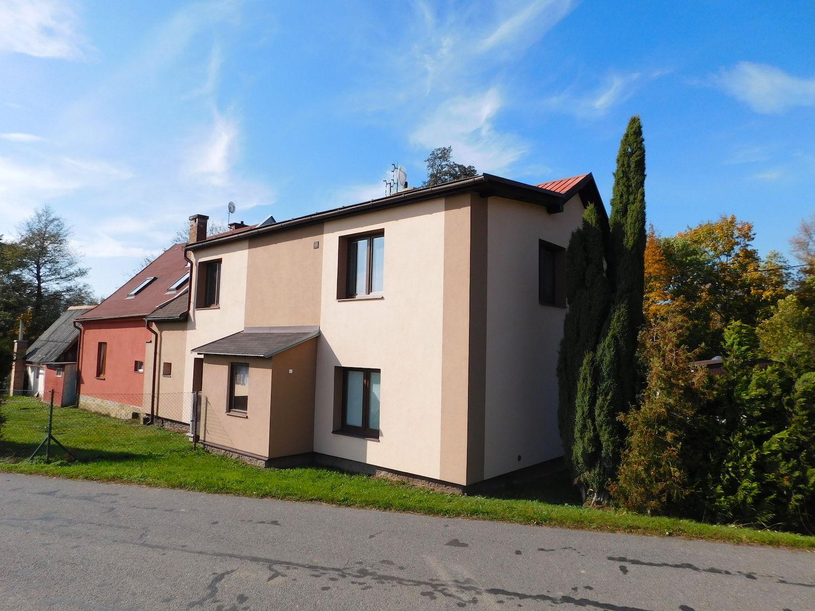 Rodinný dům Albrechtice uLanškrouna