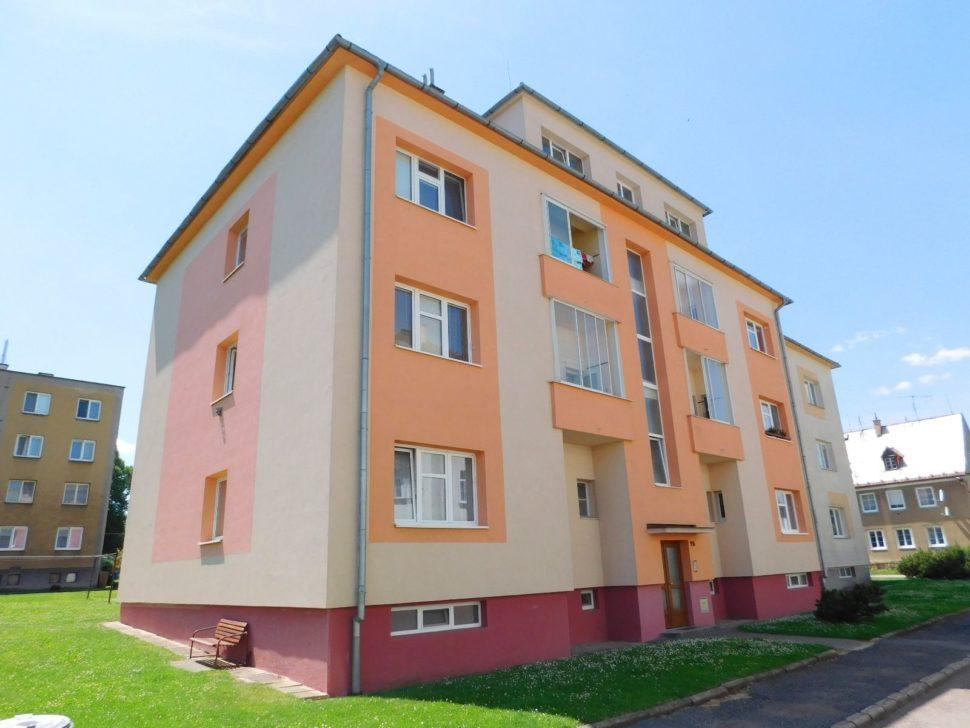 Prodej bytu Lanškroun Zborovská